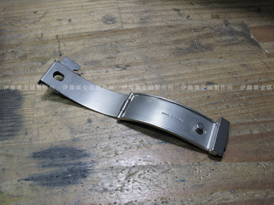 IWCポルシェデザイン時計のベルト金具修理