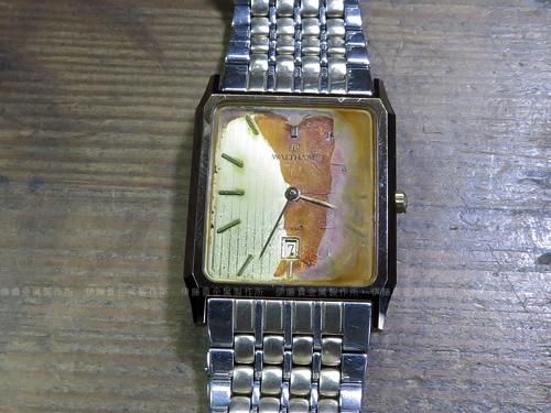 形見の時計