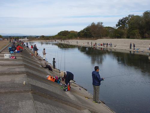 北方釣り体験場