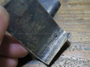 シルバー製品を半田付けで修理