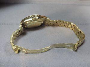 K18YG製時計金具修理