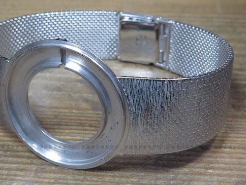 750WG製時計修理 完成表側