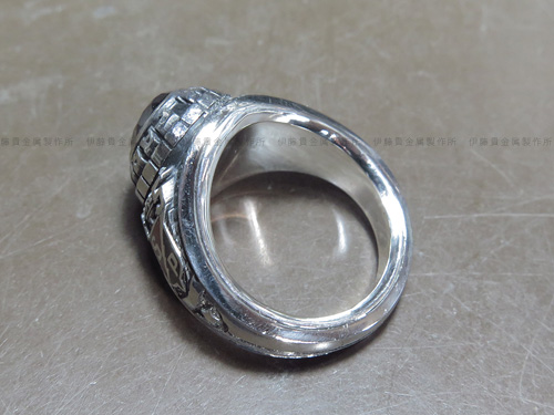切れないリングのサイズ直し