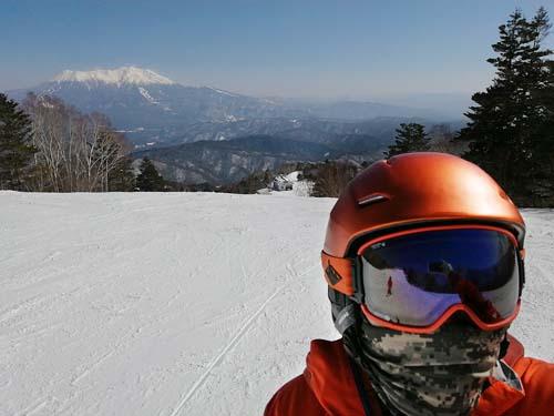 木曾福島スキー場