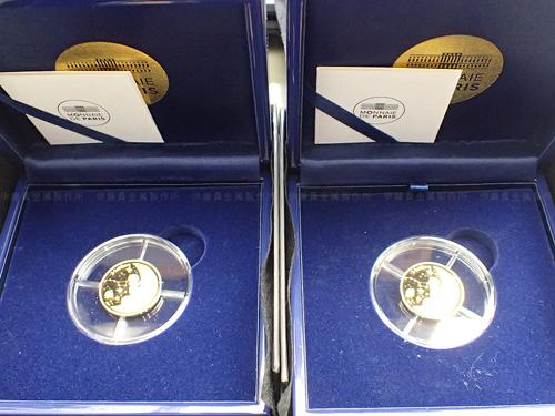 星の王子様の記念コイン50ユーロ金貨